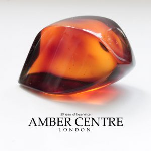 Mexican 25 Million Years Old Amber Stone Antique Unique OT4779 RRP£995!!!