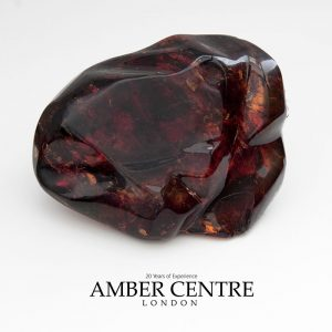 Mexican 25 Million Years Old Amber Stone Antique Unique OT4797 RRP£2750!!!