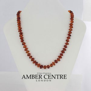 German Healing Power Genuine Natural Baltic Amber Necklace A0301 RRP£80!!!
