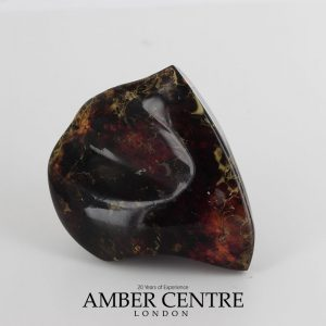 Mexican 25 Million Years Old Amber Stone Antique Unique OT4788 RRP£1200!!!
