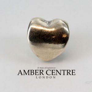 Genuine Trollbeads Silver 925S LAA Charm - Heart - 11310 RRP£45!!!