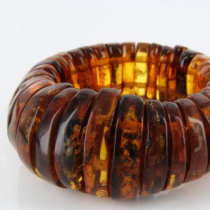 German Amber Handmade Unique Healing Antique Genuine Bracelet W144- RRP £1250!!!