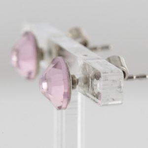 Coeur De Lion Swarovski Elements Light Lilac Stud Earrings S42Y RRP£45!!!
