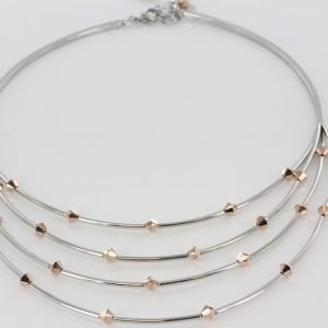 German Handmade Coeur De Lion Crystals Earrings and Necklace ONLY-4759/1620 RRP£250!!!