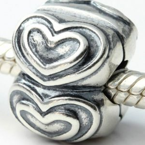 Genuine Pandora S925 ALE Clip/Charm - Queen of Hearts Retired - 790959 RRP£55!!!