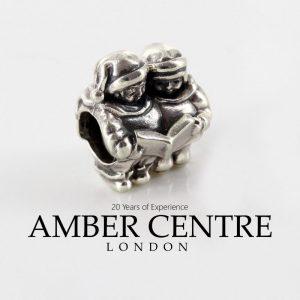 Genuine Pandora Silver Charm S925 ALE-CAROL SINGERS CHARM-791403 RRP£50!!!