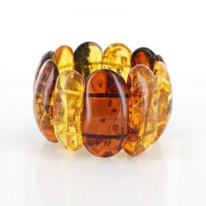 German Baltic Amber Healing Handmade Bracelet Genuine Amber W132 RRP£1275!!!