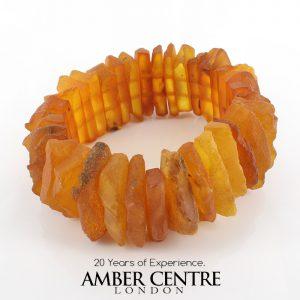 German Amber Butterscotch Healing Antique Genuine Bracelet W141- RRP £625!!!