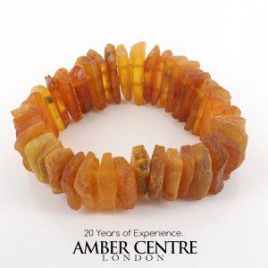 German Amber Butterscotch Healing Antique Genuine Bracelet W140- RRP £395!!!