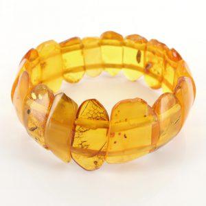 German Baltic Amber Healing Handmade Bracelet Genuine Amber W138 RRP£395!!!