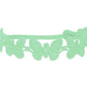 Cruciani Mint Green Butterfly Bracelet