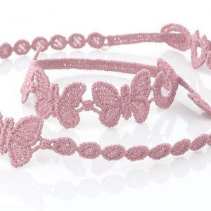 Pale Pink Cruciani Butterfly Kids Set