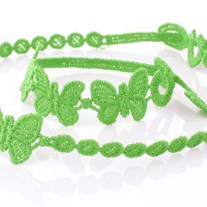 Fluorescent Green Butterfly Kids Set