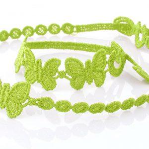Lime Green Cruciani Butterfly Kids Set