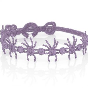 Lavender Spiders