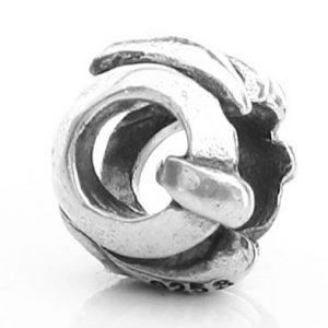 Genuine Trollbeads Silver Charm Letter Q 11144Q RRP£35!!!