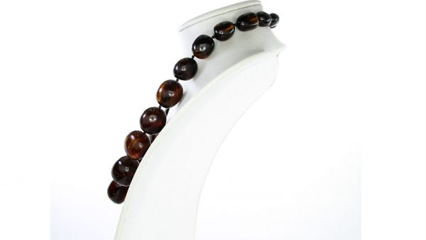 Dominican Large Blue Amber Beads Unique and RARE 182 gr - A0181 RRP£10500!!!