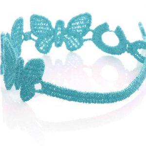 Blue Cruciani Kids Butterfly Bracelet