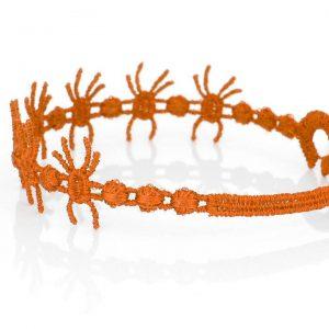Orange Spiders
