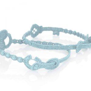 Cruciani Blue Love Promise Bracelet