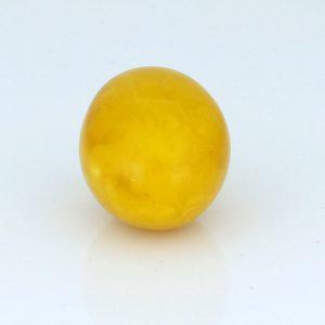 Butterscotch German Genuine Antique Amber Baltic Amber Egg - OT1604 RRP£1200!!!