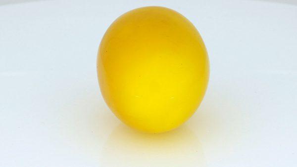 Butterscotch German Genuine Antique Amber Baltic Amber Egg - OT6147 RRP£3500!!!