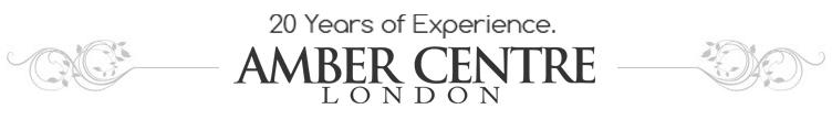 Amber Centre Jewellery