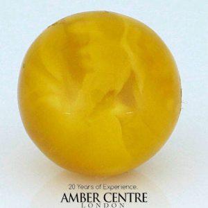 Butterscotch Antique Amber German Baltic Amber Ball- OT3299 RRP£850!!!