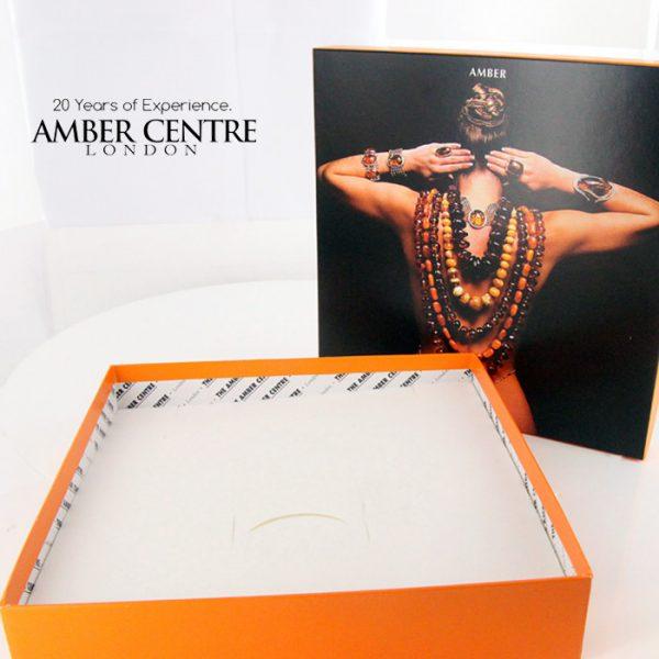 Genuine German Handmade Baltic Amber Worry Beads - AW0009 RRP£1375!!!