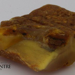 GERMAN BUTTERSCOTCH RAW UNPOLISHED BALTIC AMBER PIECE 16.7 GRAMS-RS041 RRP£165!!