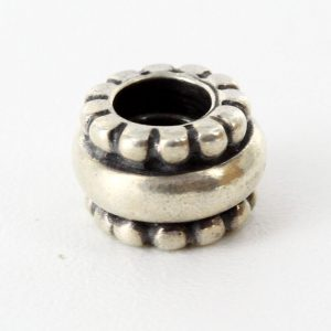 Genuine Unique Pandora Silver Charm ALE 925 -RING CHARM- 790175 RRP£25!!!